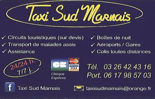 Taxis sud marnais-rccs-rugby-sezanne